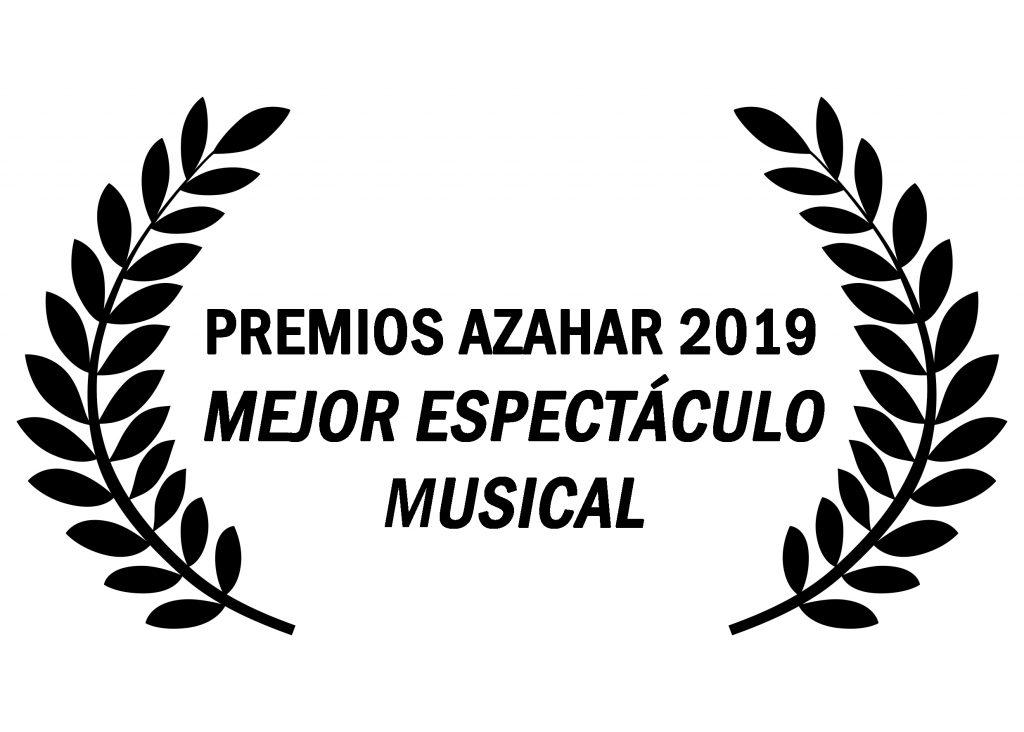 Premio Azahar Mejor Musical El Flautista de Hamelin