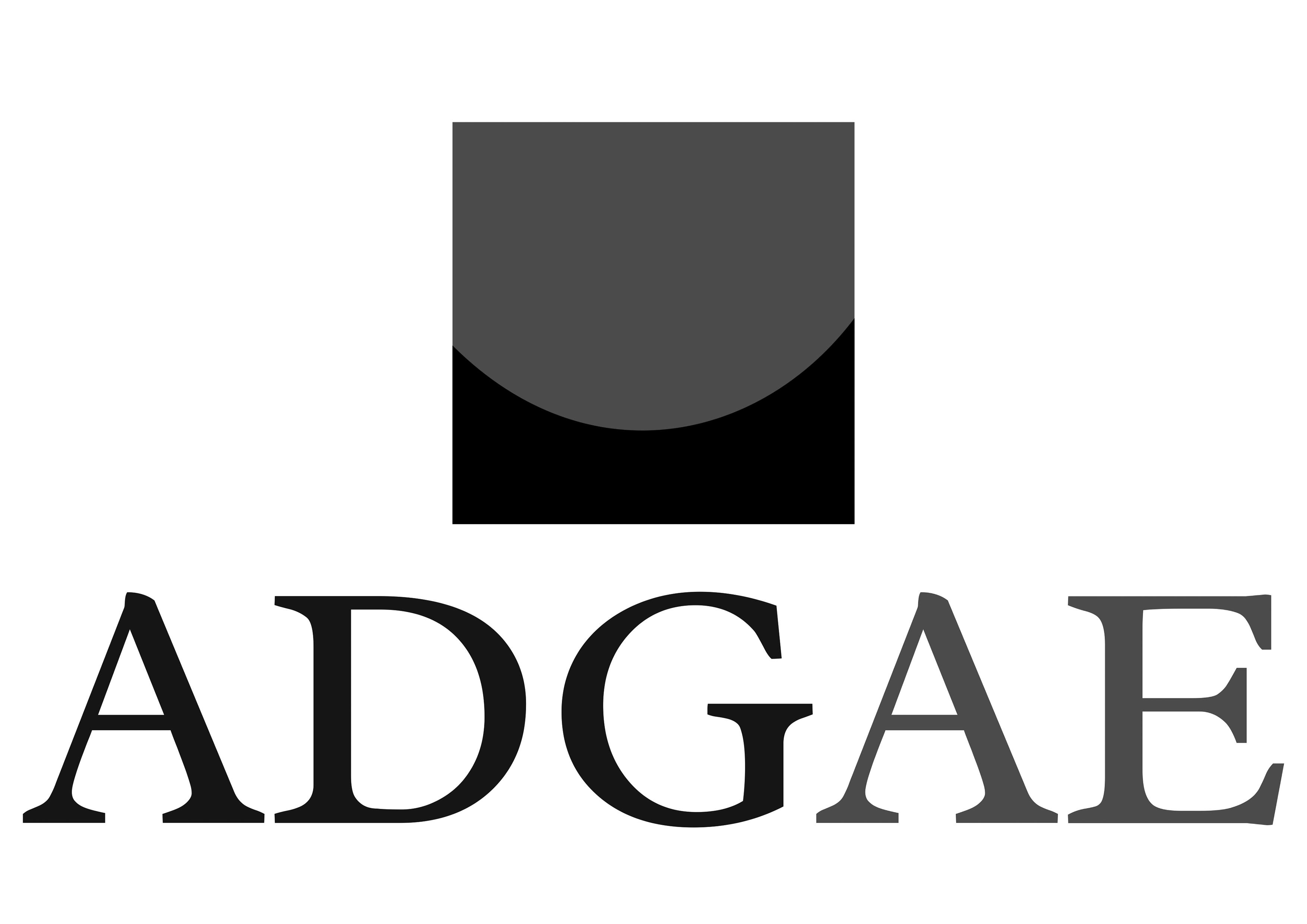 LOGOS - ADGAE - EGrises